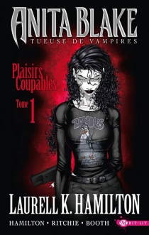 Anita Blake, tueuse de vampires| Plaisirs coupables - Brett Booth