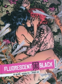 Fluorescent black - Nathan Fox