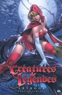Créatures de légendes : artbook, édition limitée -