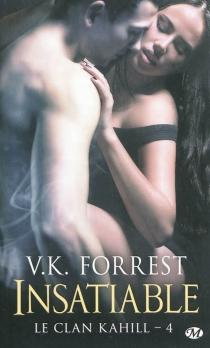 Le clan Kahill - V. K.Forrest