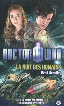 Doctor Who - David T.L. Llewellyn