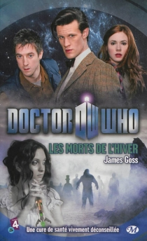 Doctor Who - James Goss
