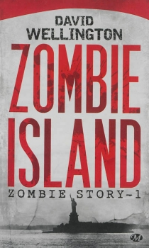 Zombie story - DavidWellington