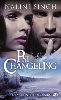 Psi-changeling - NaliniSingh