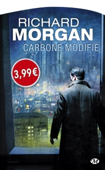 Carbone modifié - Richard K. Morgan