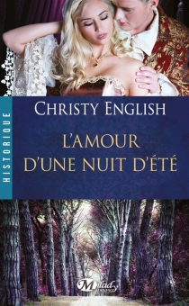 L'amour d'une nuit d'été - Christy English