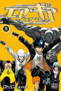 Air gear - Oh! Great