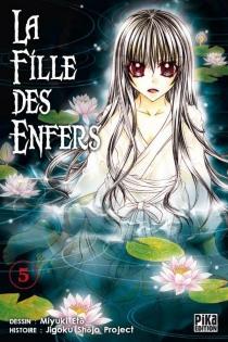 La fille des enfers - MiyukiEtô