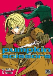 Pumpkin scissors - RyotaroIwanaga