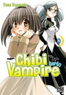 Chibi vampire : Karin - YunaKagesaki