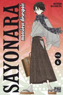 Sayonara monsieur Désespoir - KohjiKumeta