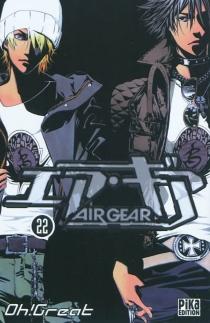 Air gear - Oh! Great