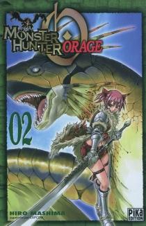 Monster hunter orage - HiroMashima