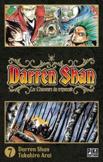Darren Shan - TakahiroArai