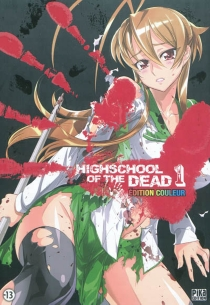 Highschool of the dead : édition couleur - Daisuke Sato