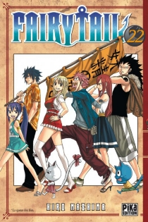 Fairy Tail - Hiro Mashima