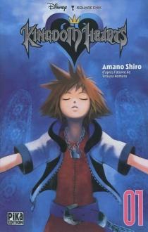 Kingdom hearts - ShiroAmano