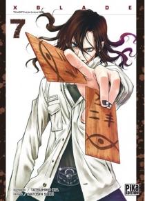 X blade - TatsuhikoIda