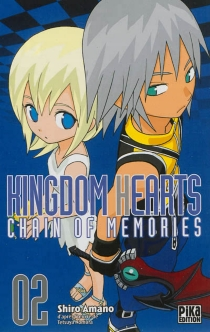 Kingdom hearts : chain of memories - Shiro Amano