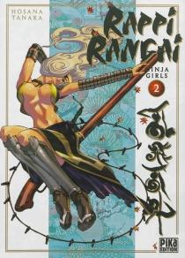 Rappi rangai : ninja-girls - HosanaTanaka