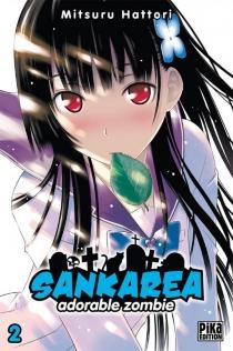Sankarea, adorable zombie - MitsuruHattori