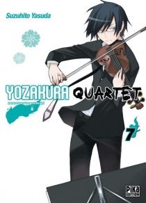 Yozakura quartet : quartet of cherry blossoms in the night - SuzuhitoYasuda