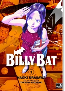 Billy Bat - Takashi Nagasaki
