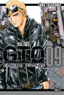 GTO : Shonan 14 days - TooruFujisawa