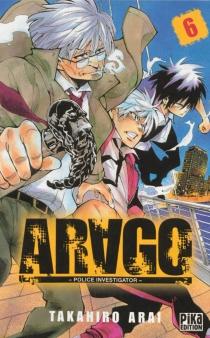 Arago : police investigator - TakahiroArai