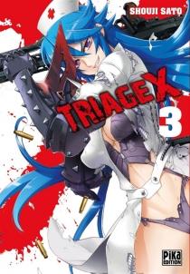Triage X - ShoujiSato