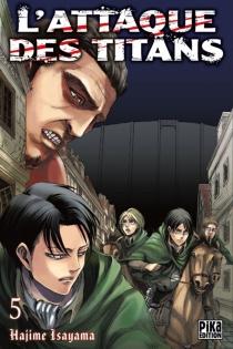 L'attaque des titans - HajimeIsayama
