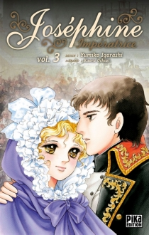 Joséphine impératrice - YumikoIgarashi