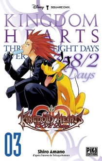 Kingdom hearts 358-2 days - Shiro Amano