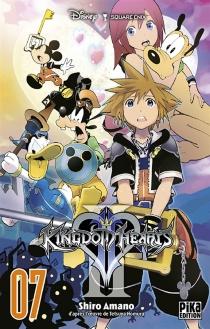 Kingdom hearts II - ShiroAmano