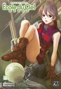 Ecole du ciel : mobile suit Gundam - HaruhikoMikimoto