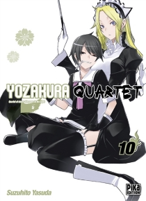 Yozakura quartet : quartet of cherry blossoms in the night - Suzuhito Yasuda
