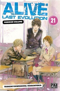 Alive last evolution - Adachitoka