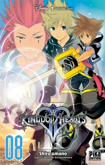 Kingdom hearts II - Shiro Amano