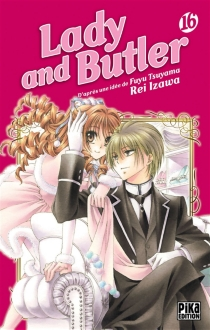 Lady and Butler - Rei Izawa