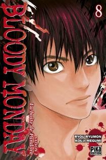 Bloody monday : saison 2, la boîte de Pandore - KojiMegumi