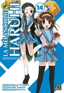 La mélancolie de Haruhi : brigade SOS - NoiziIto