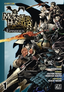 Monster hunter episodes - Capcom