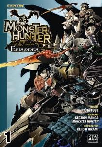 Monster hunter episodes - Capcom