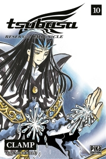 Tsubasa : reservoir chronicle : volume double - Clamp
