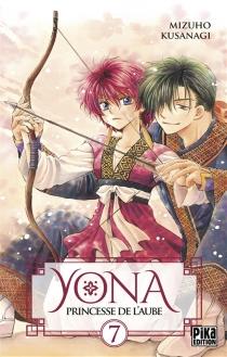 Yona : princesse de l'aube - MizuhoKusanagi
