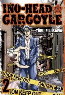 Ino-head gargoyle - TooruFujisawa