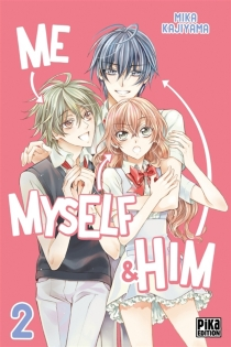 Me, myself et him - Mika Kajiyama