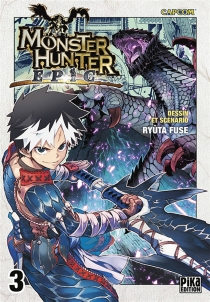 Monster hunter epic - Ryuta Fuse