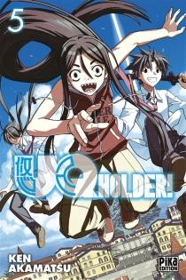 UQ Holder ! - KenAkamatsu