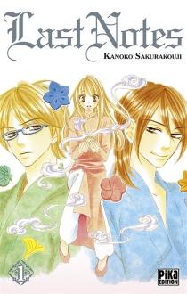 Last notes - KanokoSakurakouji